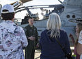 Fans interact with Marines at MCAS Yuma Airshow 150228-M-RB277-002.jpg