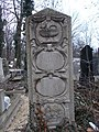 Farkasréti zsidó temető. Goldstein Henrik sírja, 2016 Budapest.jpg