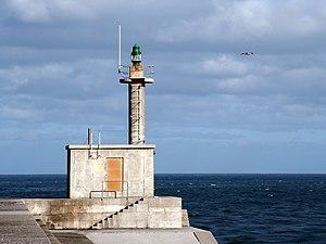 Muros de Nalón - Lighthouse of San Esteban de Pravia, Muros de Nalón, Asturias