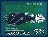 Faroese stamp 539 atlantic footballfish.jpg