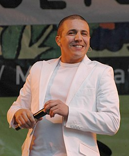 Faudel French singer