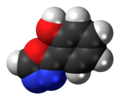 Fenadiazole 3D spacefill.png