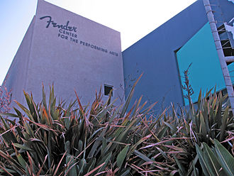 Fender Musical Instruments Corporation - Fender Center for the Performing Arts, Corona, California