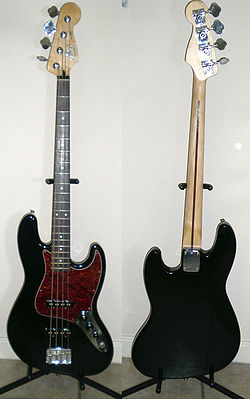 Fender Standard Jazz Bass