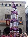 Festa Major Agramunt 2015 Castellers - 08 Moixiganguers 4d7a.JPG