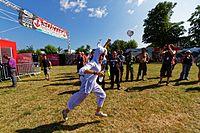 Festival des Vieilles Charrues 2015 - Entrée des festivaliers - 007.jpg
