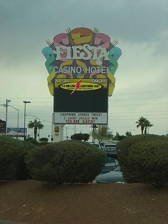 Fiesta Rancho - Image: Fiesta Rancho sign