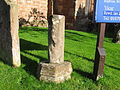 Fillongley part of churchyard cross.JPG