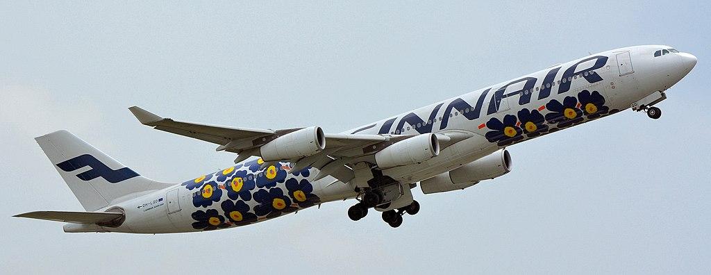 Finnair Marimekko