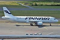 OH-LXH - A320 - Finnair