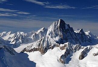 Hauptgipfel der Berner Alpen rund ums Finsteraarhorn