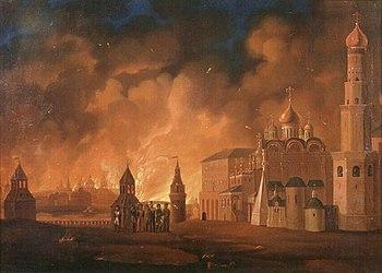 "A. Smirnov: ""Fire of Moscow"""