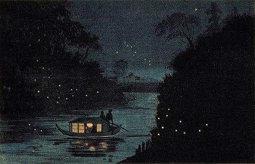 Fireflies at Ochanomizu LACMA M.71.100.82