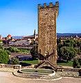Firenze - Vista dalle Rampe del Poggi con Porta San Niccolò.jpg