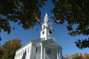Templeton, Massachusetts - First Church of Templeton