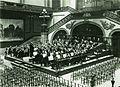 Fitxer Palau de Belles Arts amb en Joan Lamote de Grignon.Fotògraf Jaume Ribera, 1927..jpg