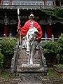 Five Phoenix Pavilion statue.JPG