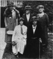 Five U.S. voting delegates of AAUW, Paris Conference, July 1922.png