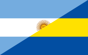 Flag of Argentina and Boca.png