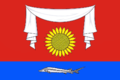 Flag of Neklinovsky rayon (Rostov oblast) (scli).png