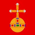 Flag of Uppsala lan.png