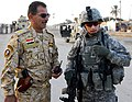 Flickr - DVIDSHUB - Iraqi Army Soldiers Stand in Lead During Joint Patrol.jpg
