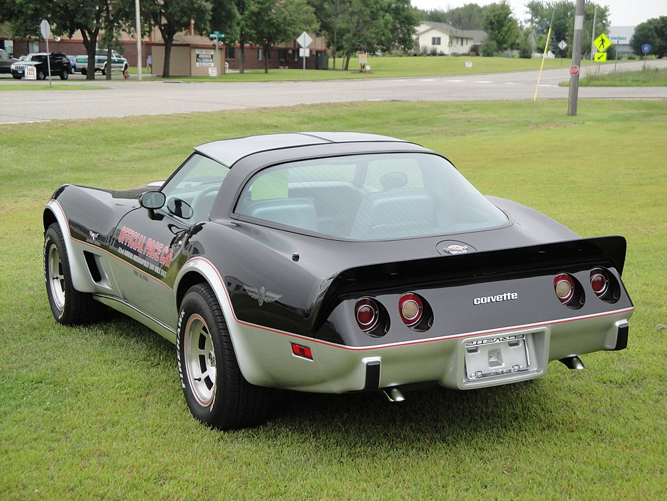Flickr - DVS1mn - 78 Chevrolet Corvette Pace Car