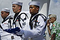 Flickr - Official U.S. Navy Imagery - An honor guard carries an American flag..jpg