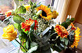 Flickr - ronsaunders47 - A bunch of flowers on the windowsill..jpg