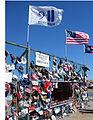 Flight93 temporary memorial March2006.jpg
