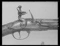 Flintlåsbössa, Isaac Foulon, Paris, 1690-1710 - Livrustkammaren - 11056.tif