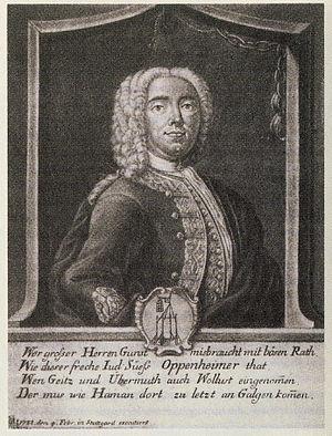 Joseph Süß Oppenheimer cover