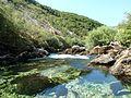 Fluss Unac in der Schlucht vor Martin Brod.JPG