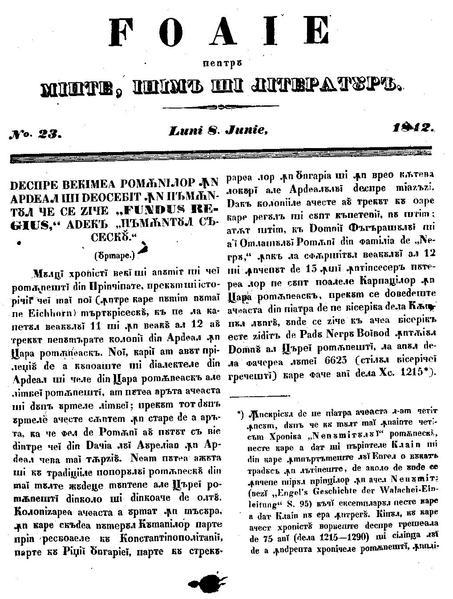 File:Foaie pentru minte, inima si literatura, Nr. 23, Anul 1842.pdf