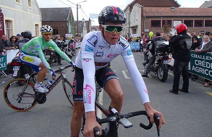 Fontaine-au-Pire - Quatre jours de Dunkerque, étape 2, 7 mai 2015, départ (C06).JPG