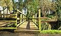Footbridge, Crawfordsburn - geograph.org.uk - 1159505.jpg