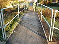 Footbridge over the Erewash Cut on Manor Park Toton - geograph.org.uk - 1076086.jpg