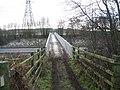 Footbridge over the M58 - geograph.org.uk - 1102882.jpg