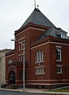 Footguard Hall United States historic place