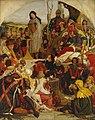 Ford Madox Brown (1821-1893) - Chaucer at the Court of Edward III - N02063 - National Gallery.jpg