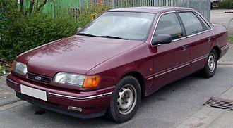 Ford Scorpio - Ford Scorpio Mk I Saloon
