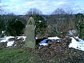 Forgotten graves^ St. Lawrence's Church, North Wingfield - panoramio.jpg