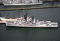 Forrest Sherman-class destroyers awaiting to be scrapped at Baltimore in 1994.jpeg