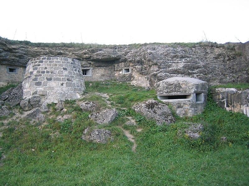 Fort de Douaumont - Quelques éléments du fort