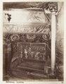 Fotografi från Födelsekyrkan i Bethlehem - Hallwylska museet - 104419.tif
