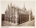 Fotografi på Katedralen i Milano - Hallwylska museet - 107339.tif