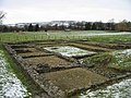 Foundations of the Roman Courtyard House, Caerwent - geograph.org.uk - 1161890.jpg