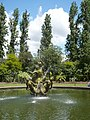 Fountain, Queen Mary's Gardens, Regent's Park - geograph.org.uk - 1357744.jpg