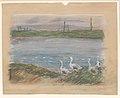 Four Geese By a Pond MET DP224970.jpg