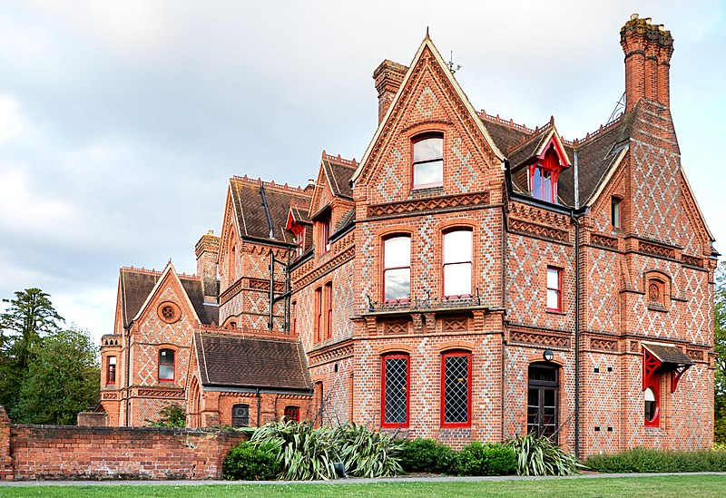 File:Foxhill House, Reading University, England.jpg